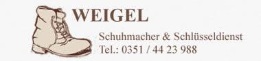 Schuhmacher & Schlüsseldienst Weigel Dresden