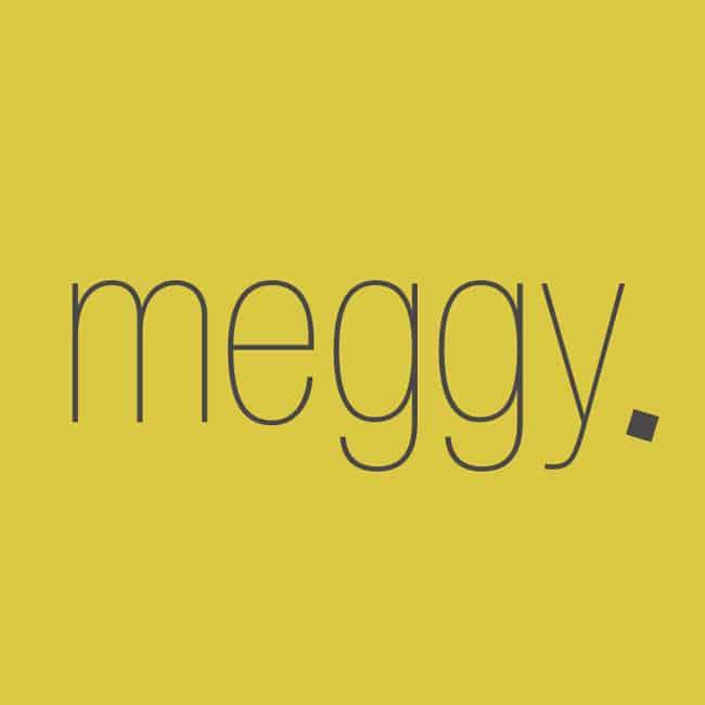 ✂ Änderungsschneiderei Dresden MEGGY Logo